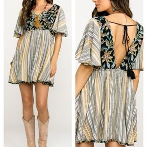 NWOT Free People Under The Sun Tunic